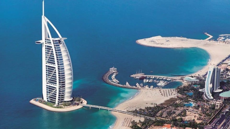 khách sạn Bu Al Arab