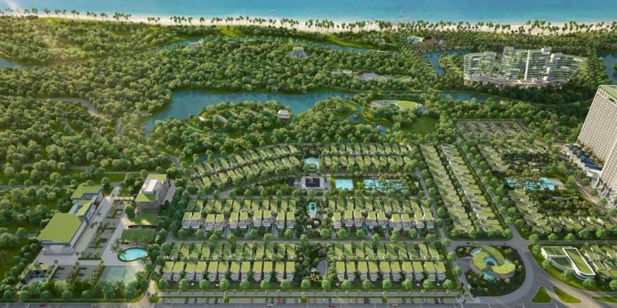 Lagoona Bình Châu biệt thự nghỉ dưỡng Vũng Tàu