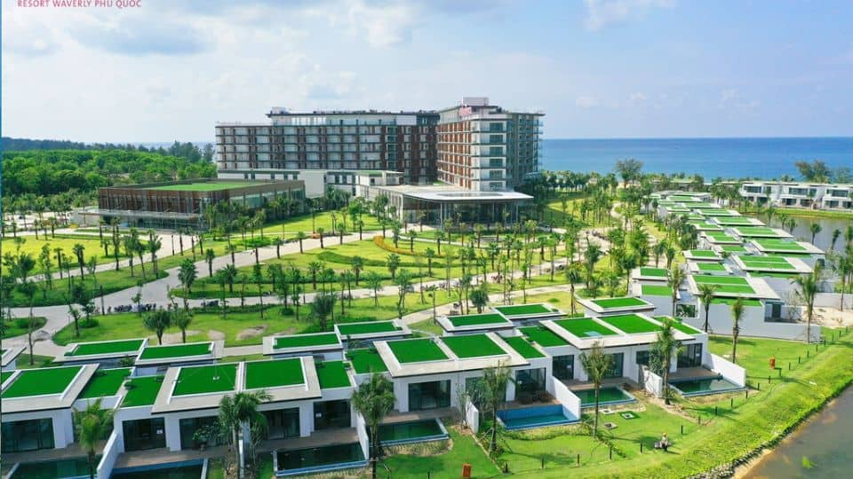 Dự án Movenpick Waverly Resort