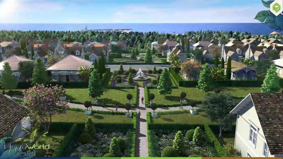 Biệt thự nghỉ dưỡng Nova Hill Mũi Né
