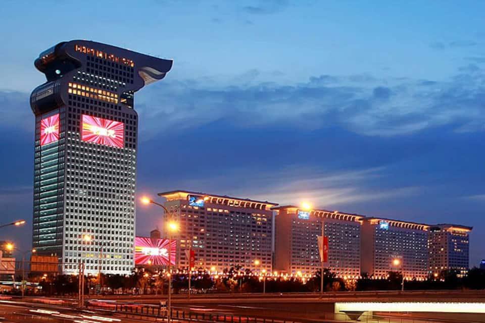 khách sạn Pangu Plaza