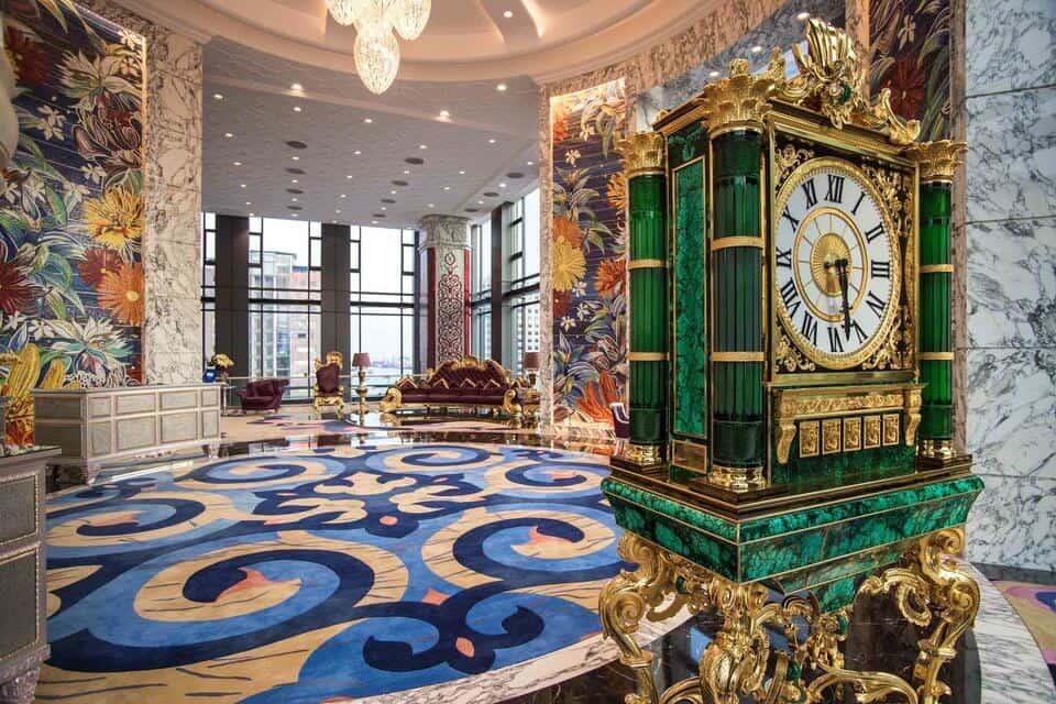 Khách sạn 6 sao The Reviere Saigon