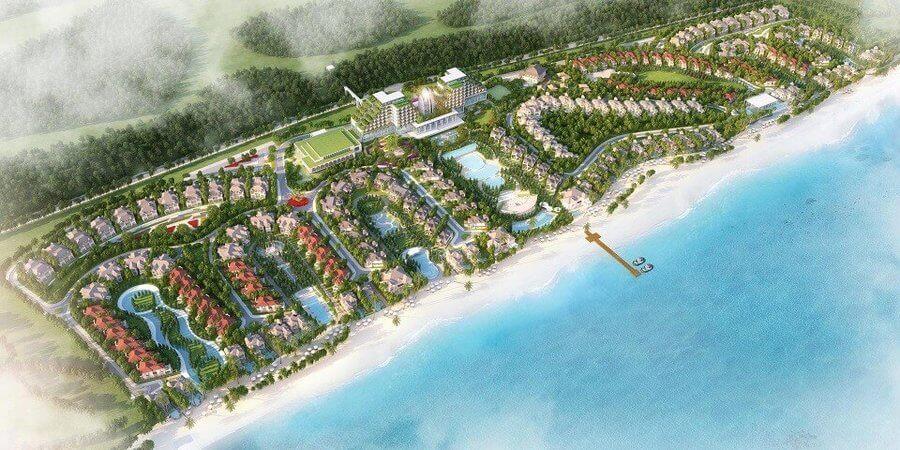 Dự án biệt thự nghỉ dưỡng Vũng Tàu Edenia resort