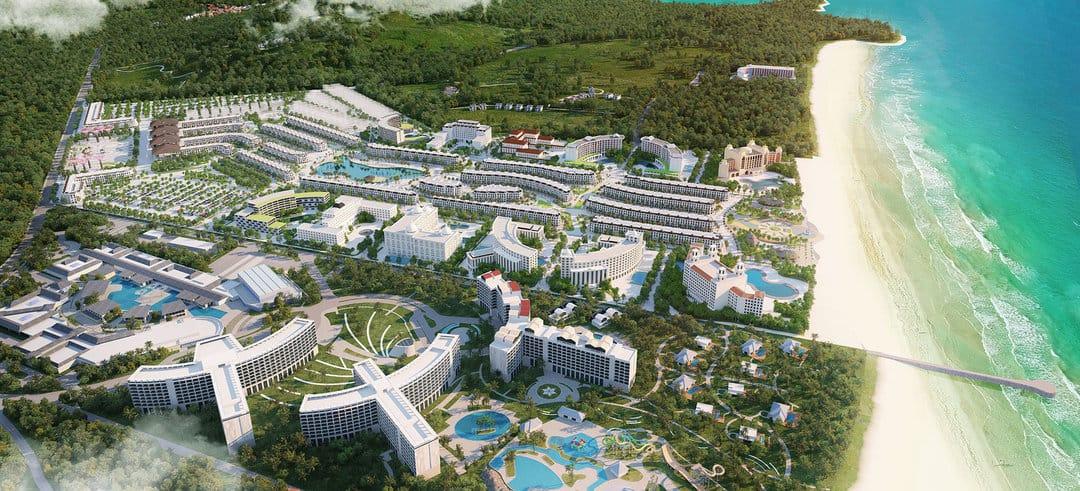 dự án nghỉ dưỡng Grand World