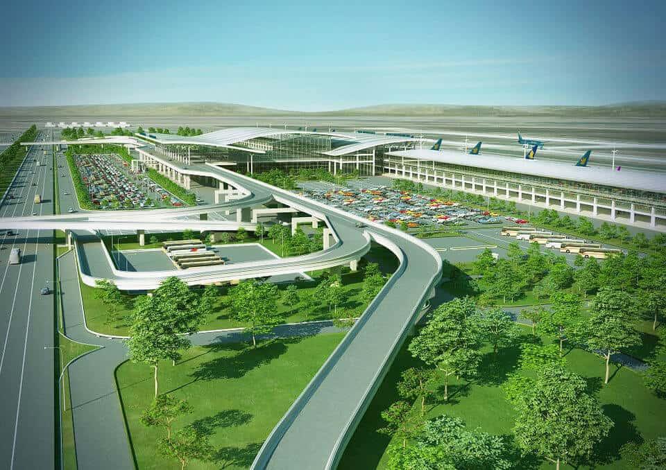 Nâng cấp sân bay Phú Quốc