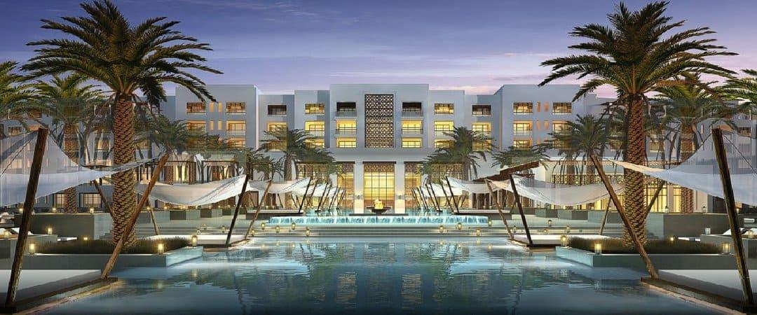 dự án park hyatt biệt thự nghỉ dưỡng biển
