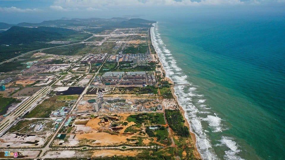 Các dự án bất động sản Phú Quốc