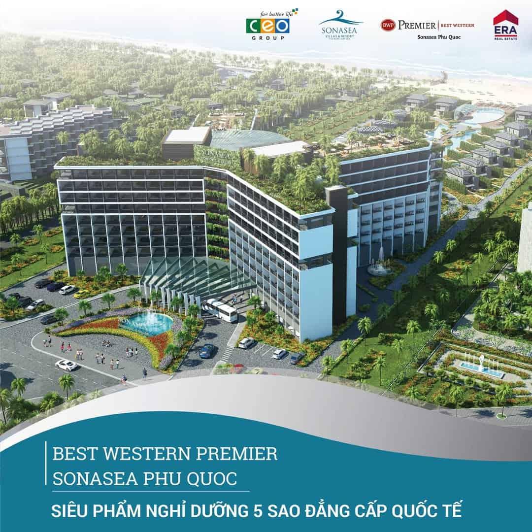 dự án khu nghỉ dưỡng phú quốc Sonasea