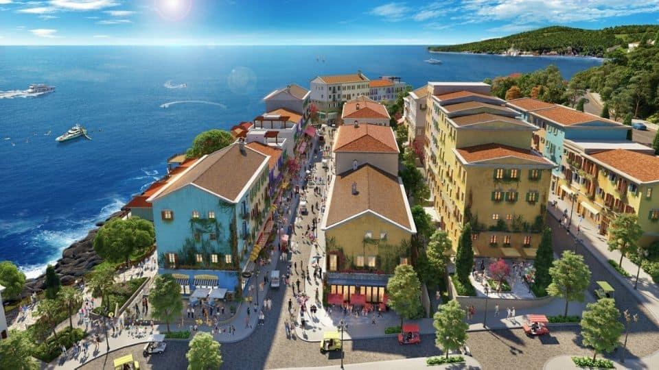 Thành phố biển trong tương lai