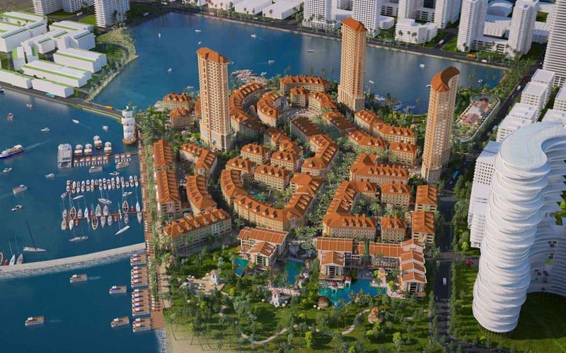 Bất Động Sản Harbor Bay Hạ Long Quảng Ninh