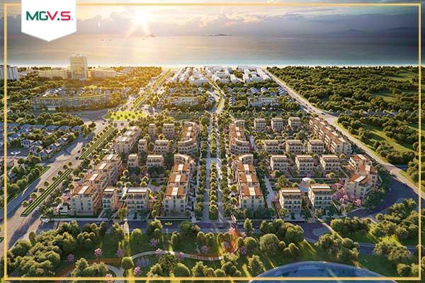 Giới thiệu Palm Garden Shop Villas Phu Quoc