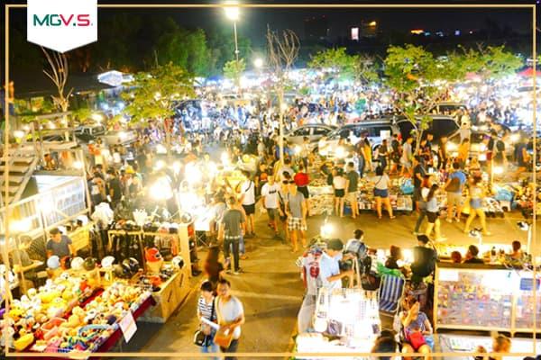 Phố chợ đêm Phú Quốc