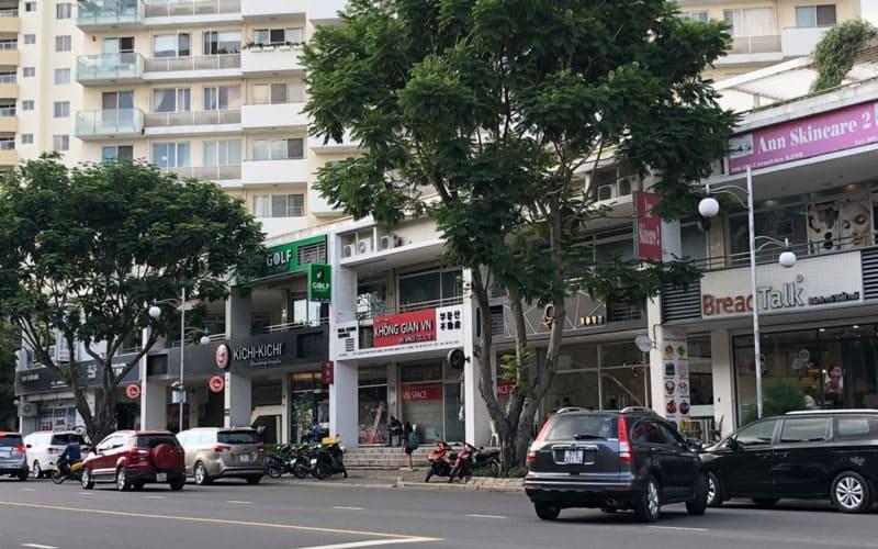 Shophouse Phú Mỹ Hưng Quận 7