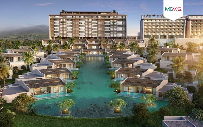 Tổng quan dự án Regent Residence Phu Quoc