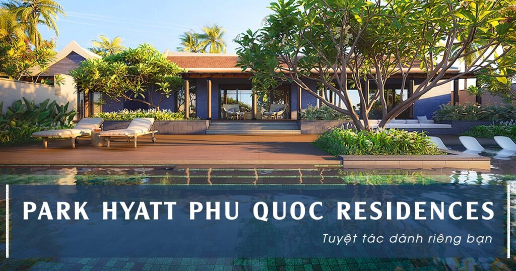 banner park hyatt phu quoc