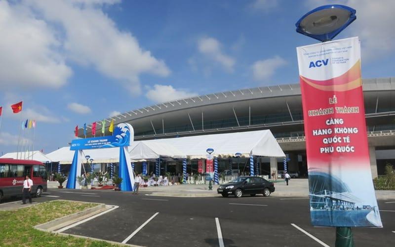 Cảng hàng không quốc tế Phú Quốc - Đầu mối giao thông quan trọng của vùng