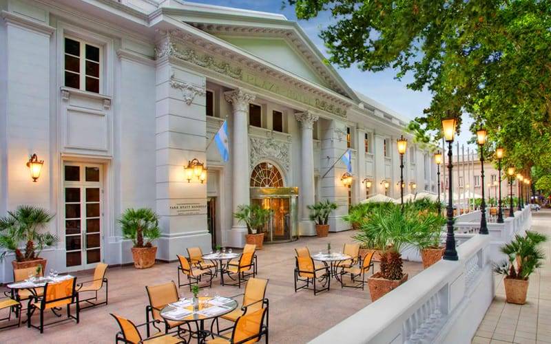 Khách sạn Park Hyatt Mendoza