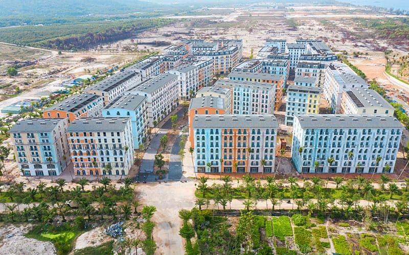 Thực tế dự án Phu Quoc Marina Square