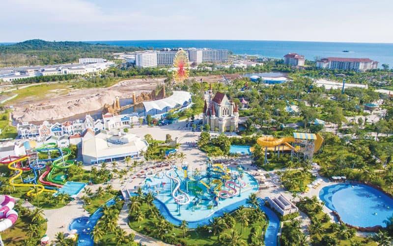 Phú Quốc - Tiềm năng đầu tư hấp dẫn với hơn 300 dự án lớn, nhỏ