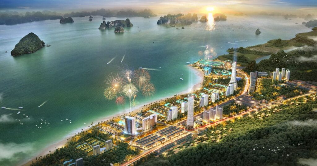 Banner Ha Long Marina