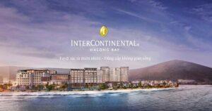 Banner Intercontinental Ha Long Bay