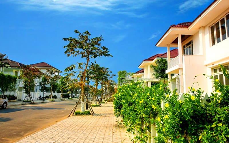 Biệt thự biển Đà Nẵng - Dự án Euro Village