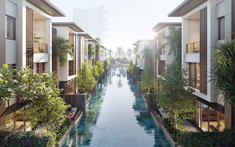 Dự án mẫu khu đô thị Hạ Long Marina