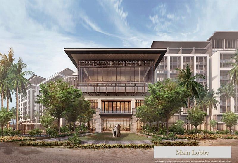 Khu Khách sạn Đẳng cấp 5* Intercontinental Residences Ha Long Bay