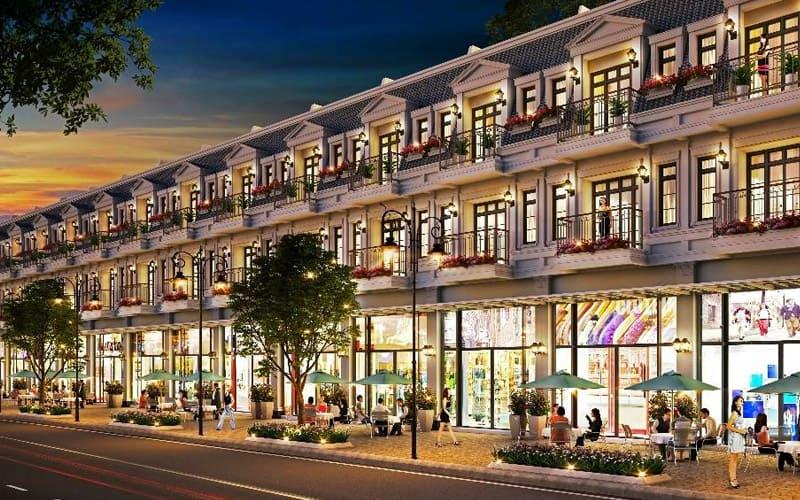 Đầu tư Shophouse