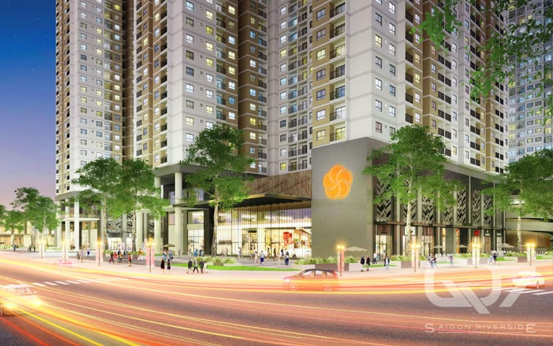 Shophouse Q7 Saigon Riverside