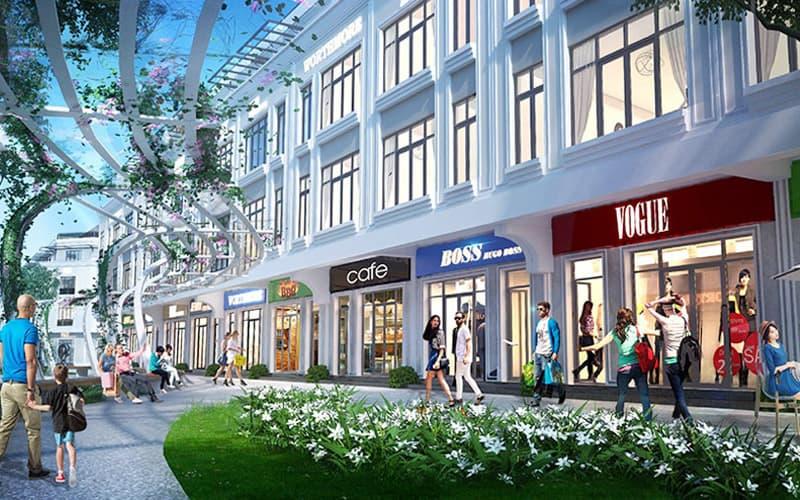 Thiết kế căn hộ Shophouse