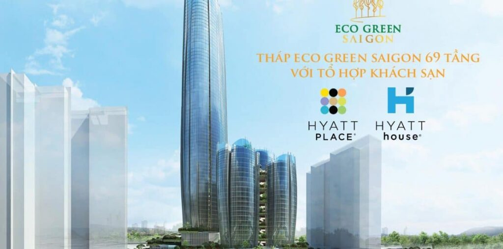 thap 69 tang eco green saigon