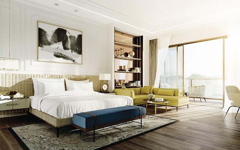 Thiết kế dự án Intercontinental Residences Ha Long Bay