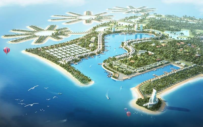 Dự án biệt thự Tuần Châu