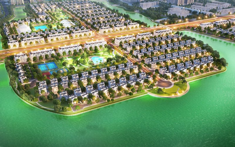 Khu Ngọc Trai Vinhomes Ocean Park