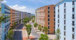 Cập nhật tiến độ dự án Phu Quoc Marina Square tháng 09/2020