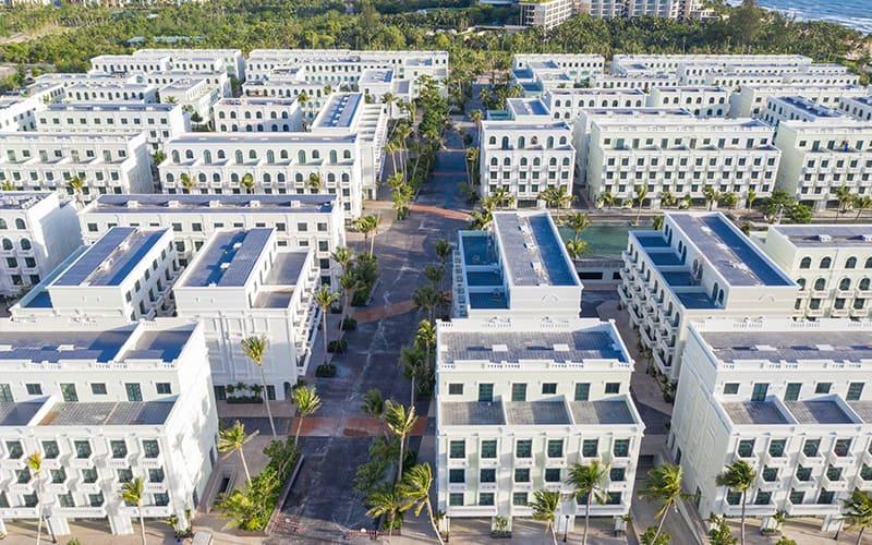 Tiến độ dự án WaterFront Phú Quốc tháng 09/2020