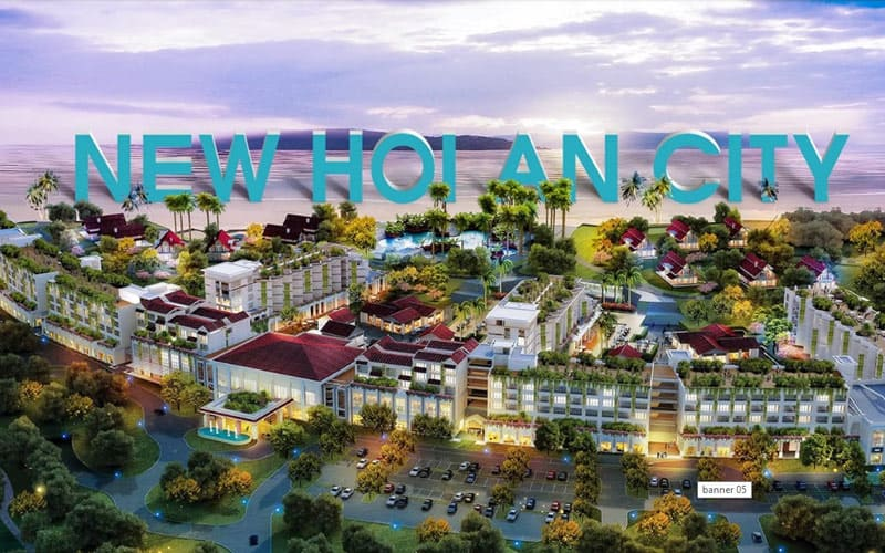 Quần thể nghỉ dưỡng 5 sao New Hoi An City