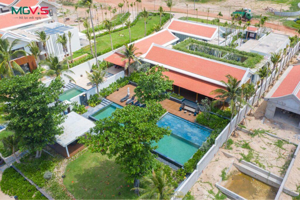 Tien do Park Hyatt Phu Quoc 03.2021