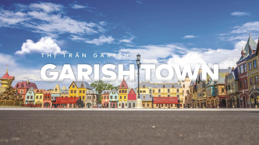 Thị trấn Garish Town