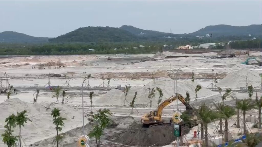 Một số hình ảnh tại dự án Meyhomes Capital Phú Quốc cập nhật tháng 5 năm 2021