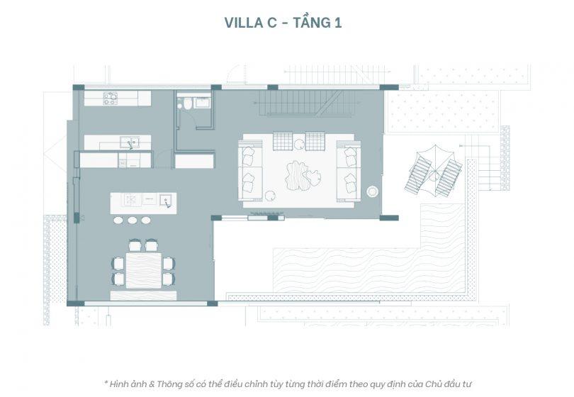 Villas C Sailing Club Residences Halong