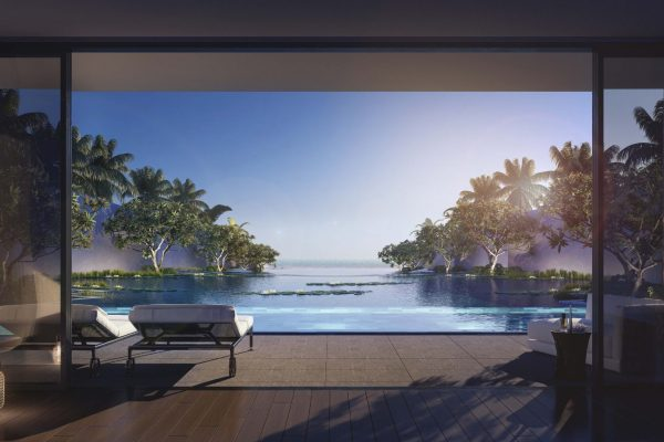 Regent Residence Phu Quoc view 2